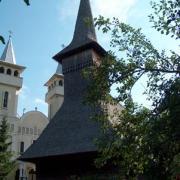 biserica de lemn Bicaz, Maramures